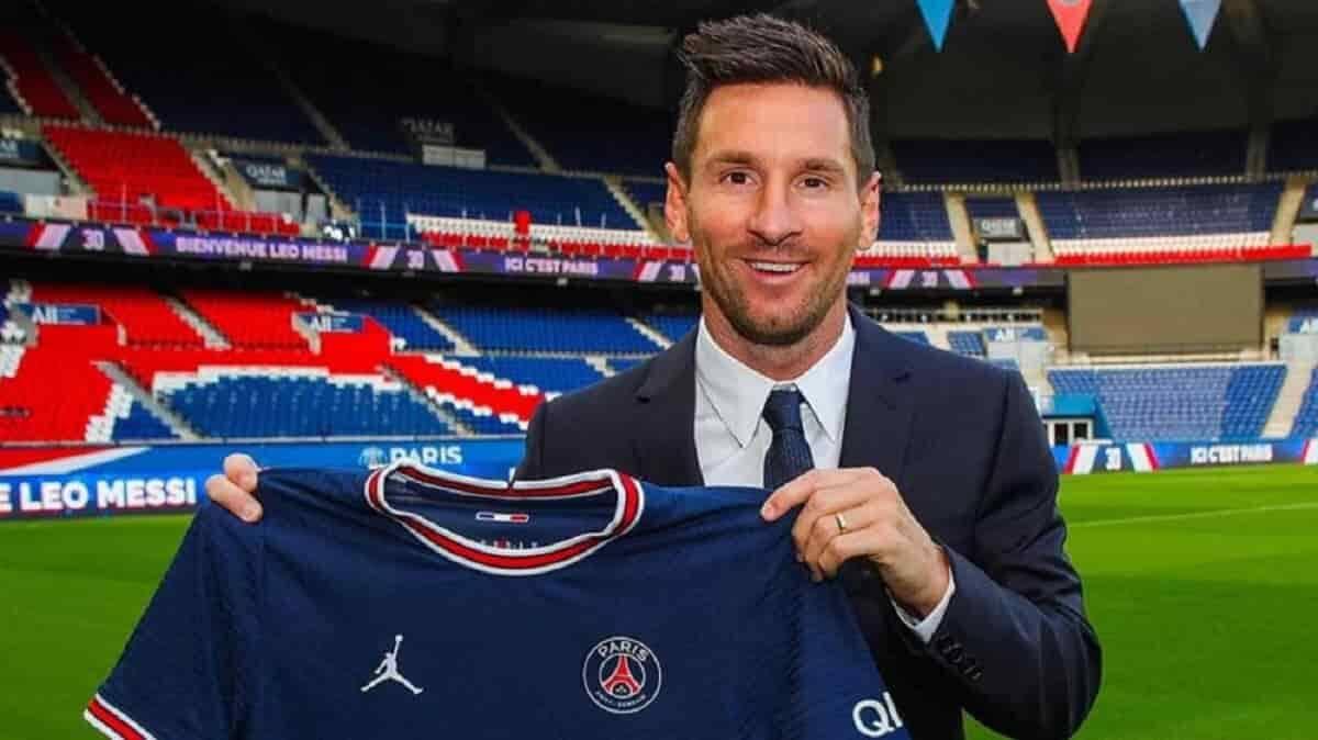 Lionel Messi é o novo contratado do PSG e ficará hospedado em hotel de luxo. Foto: Reprodução/Instagram