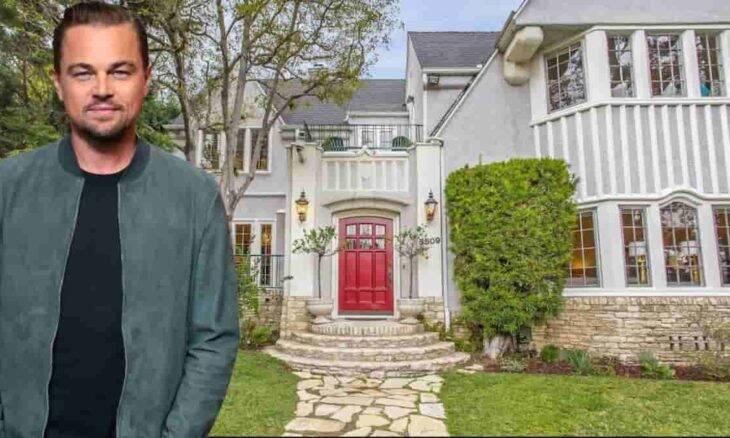 Casa de Leo DiCaprio em Los Feliz. Foto: Reprodução/Instagram