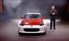 Lançamento Nissan Z. Foto: Reprodução/Youtube