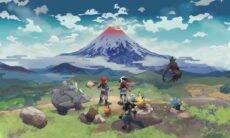 Pokémon Legends. Foto: Reprodução/YouTube