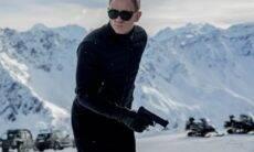Daniel Craig como James Bond, no filme Spectre. Imagem: Divulgação