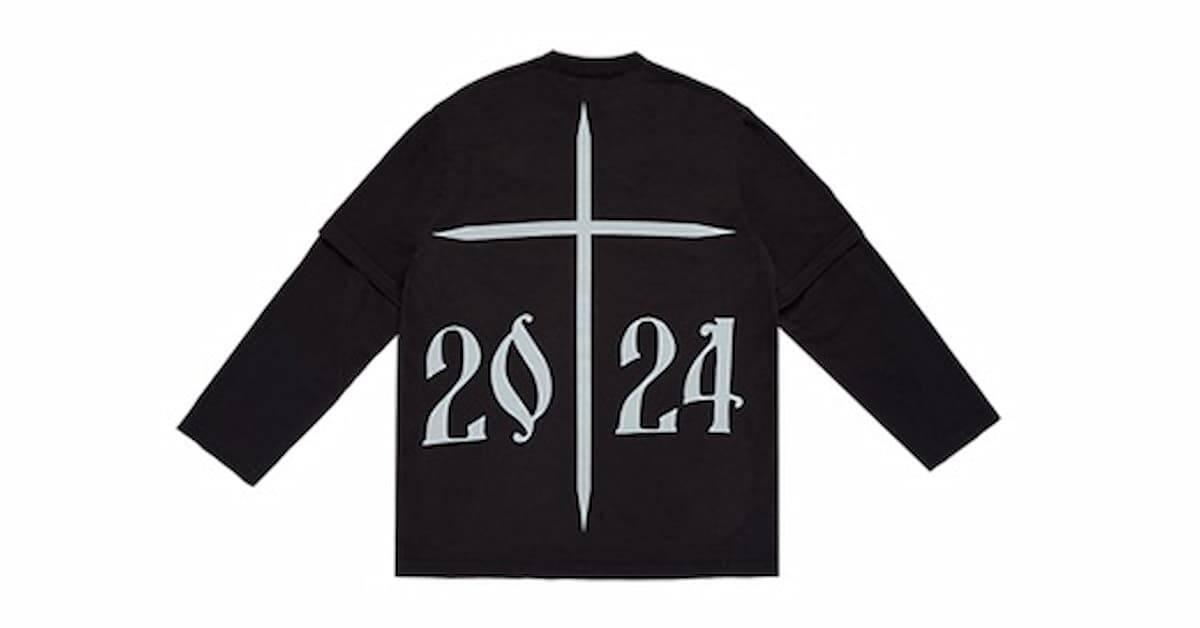 Coleção-cápsula da Balenciaga com Kanye West para o álbum Donda. Fotos: Divulgação/Balenciaga
