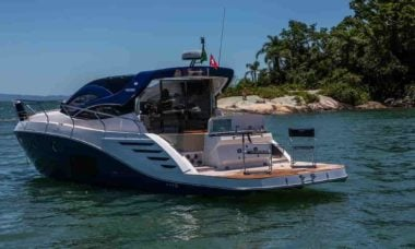 Armatti 420 Sport Coupé. Foto: Divulgação/Armatti Yachts