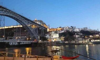 Porto, em Portugal, uma das 10 melhores cidades do mundo. Foto: Renata Jordão