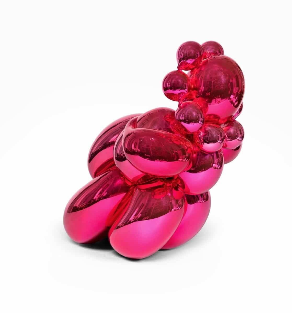 """Dom Pérignon Balloon Venus"" por Jeff Koons/ Divulgação: Sotheby's"