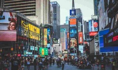 Nova York é uma das três cidades mais sujas do mundo. Foto: Vlad Alexandru Popa