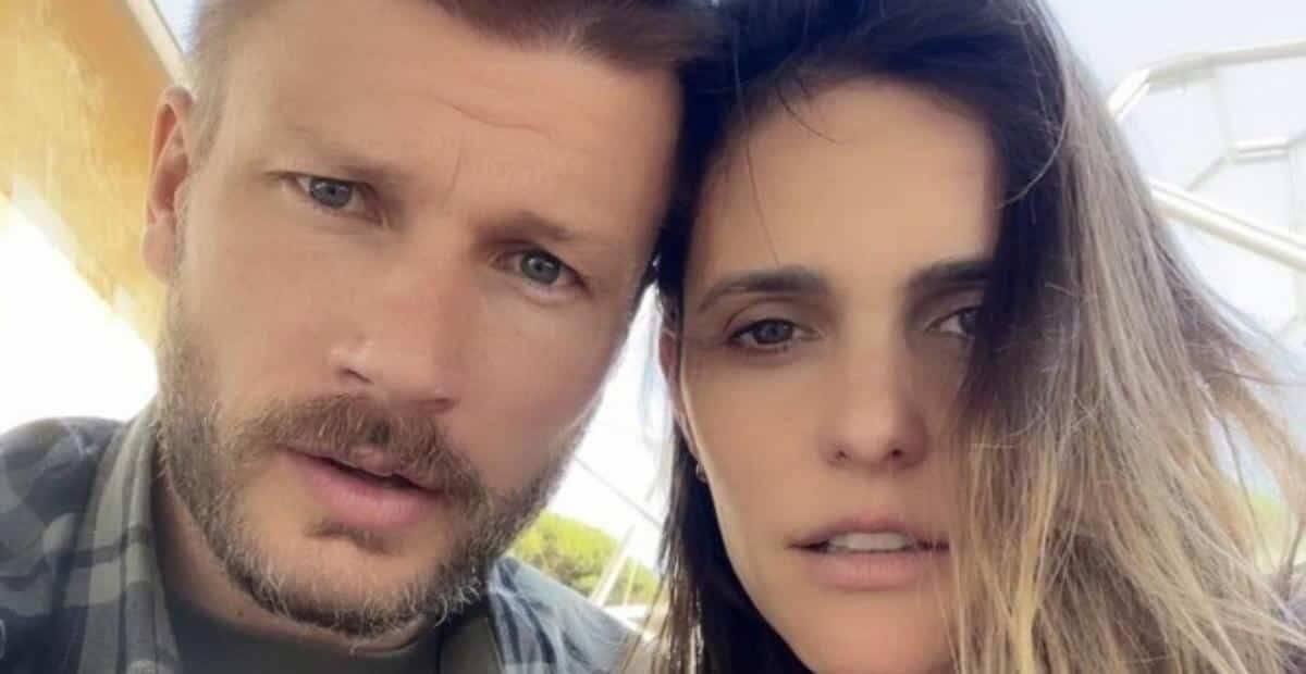 Fernanda Lima e Rodrigo Hilbert aproveitam noite romântica. Fotos: Reprodução/Instagram