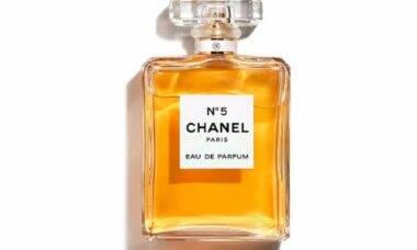 Chanel N° 5 terá frasco com vidro reciclado. Fotos: Divulgação/Chanel