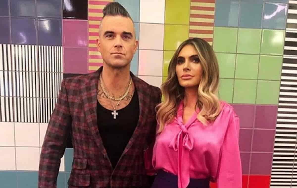 Robbie Williams coloca à venda sua mansão que era refúgio da família. Foto: Reprodução/Instagram