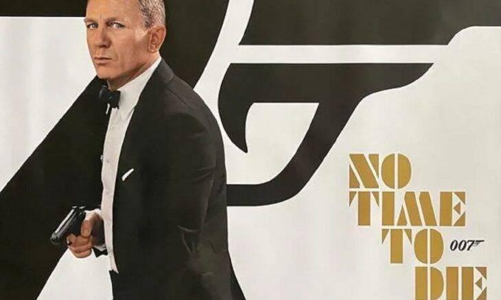 Cartaz do filme mais recente de James Bond Foto: Divulgação/ Universal