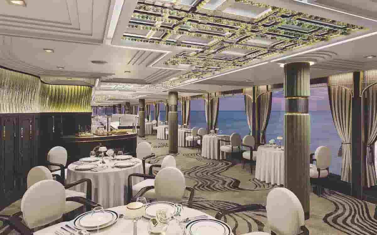 Chartreuse. Fotos: Divulgação/ Regent Cruises