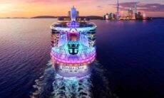 Wonder of the Seas: maior navio de cruzeiro do mundo fará estreia em março de 2022. Fotos: Divulgação/ Royal Caribbean