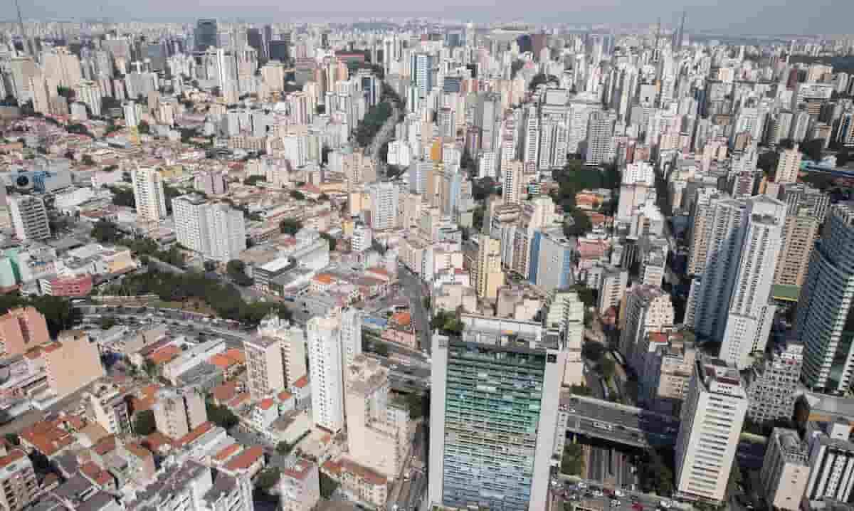Cidade de São Paulo. Foto: Divulgação/Governo de São Paulo