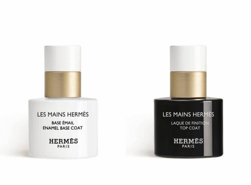 Produtos da nova coleção para unhas, da Hermès. Fotos: Divulgação/ Hermès