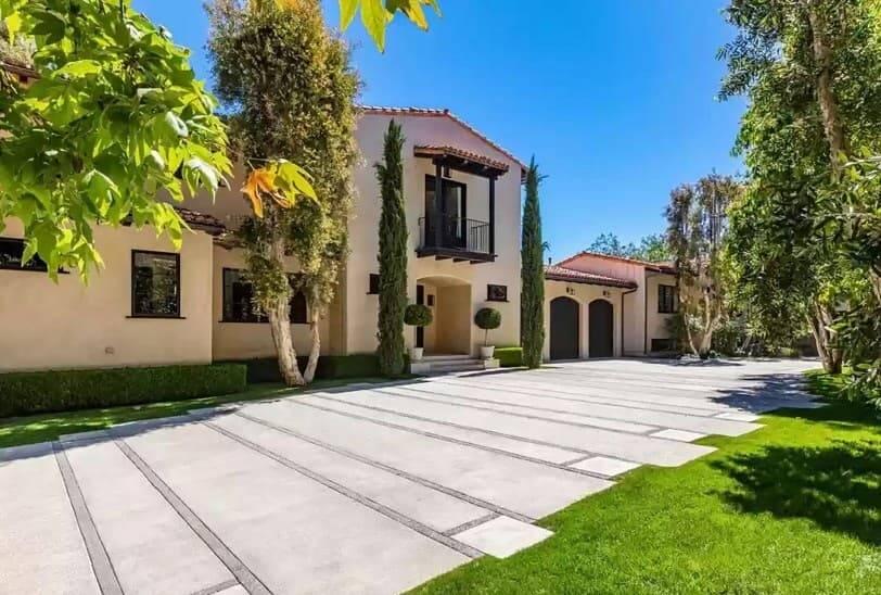 Jessica Biel e Justin Timberlake colocam mansão à venda e esperam lucrar R$ 150 milhões no imóvel. Fotos: Divulgação/ Realtor.com