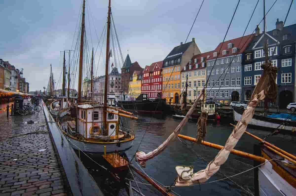 Copenhagen, na Dinamarca, tem o melhor bairro do mundo. Foto: Daniel Jurin
