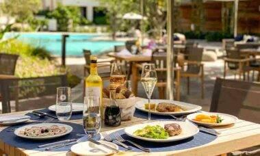 Restaurante em Miami exige reserva de R$ 12 milhões. Fotos: Divulgação/ Palazzo Della Luna